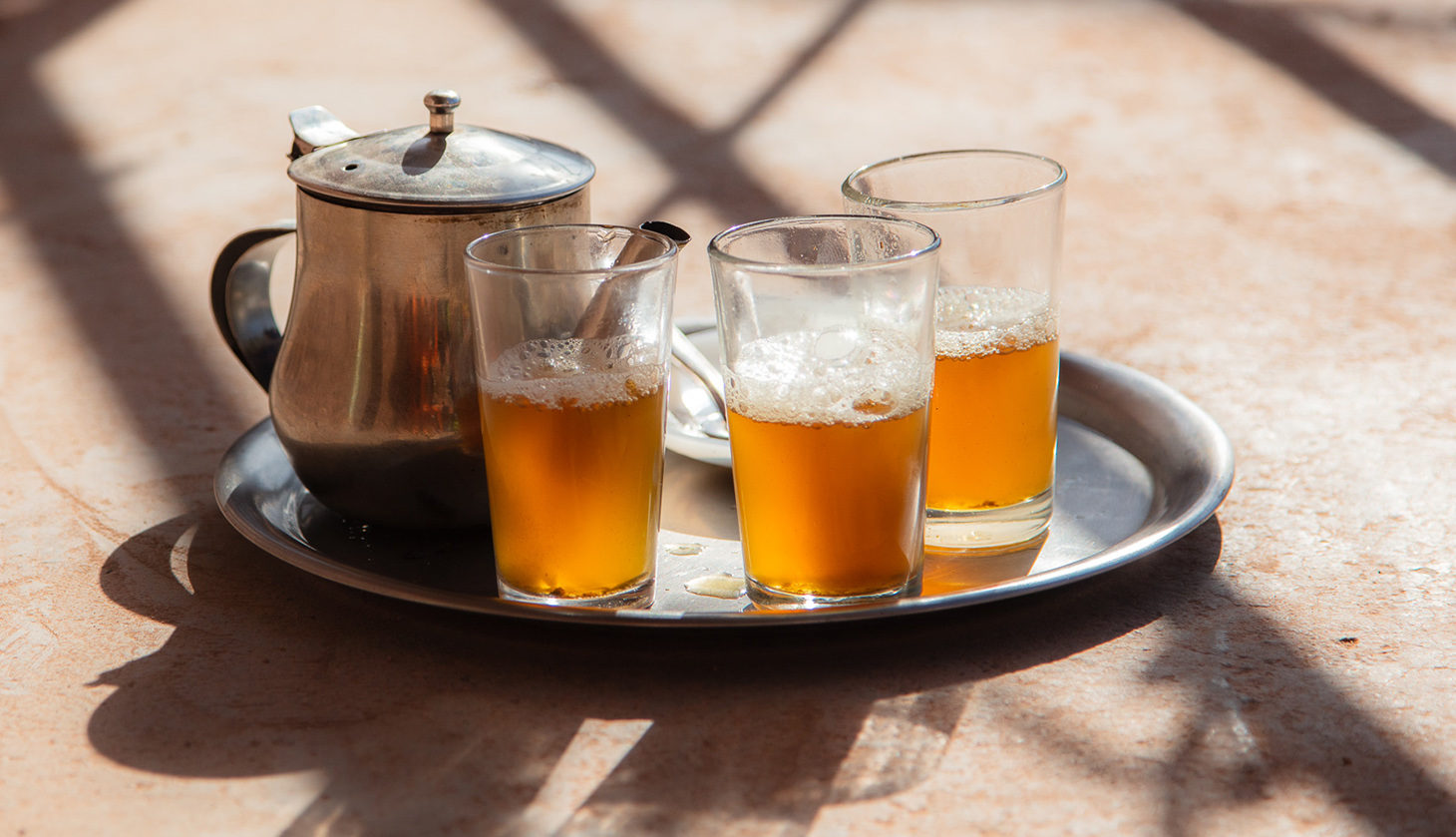 Marokkaanse muntthee recept