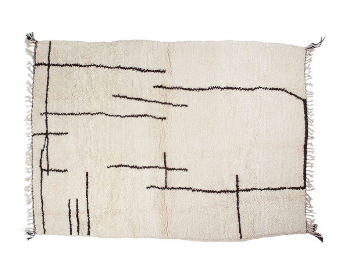 Handgeknoopt Tigimmi tapijt